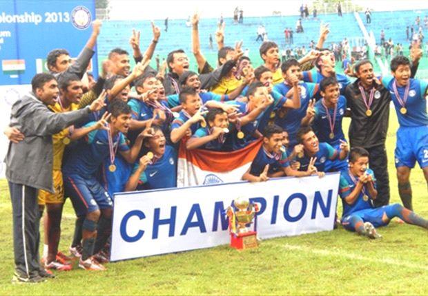 India crowned U-16 SAFF Champions