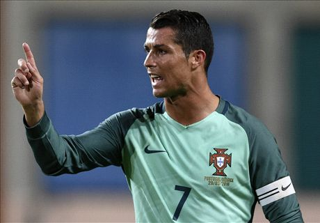 Ronaldo won't feature at Olympic Games