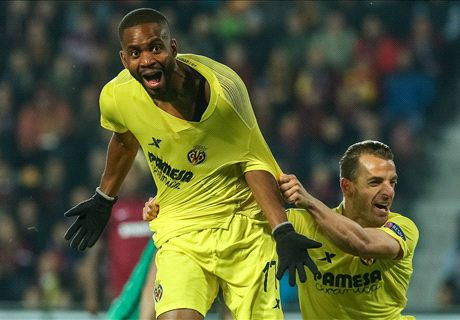 REPORT: Villarreal sail into EL semis