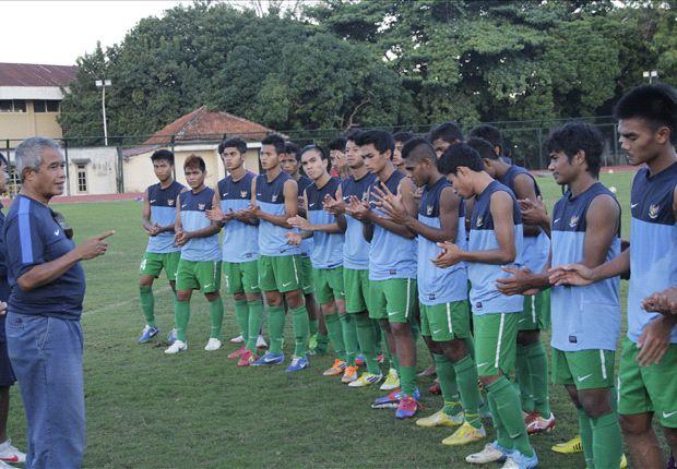 Indonesia U-19 akan berkekuatan 20 pemain pada Piala AFF bulan ini.