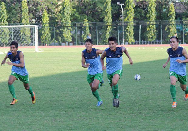 Jajaran pelatih berusaha menghilangkan rasa gugup pemain di Piala AFF U-19
