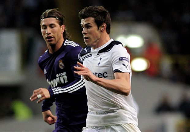 Ramos endorses Real Madrid's record Bale pursuit