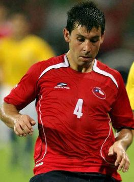 Ismael Fuentes - Chile