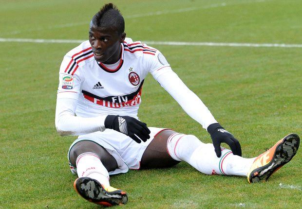 M'Baye Niang nimmt den Konkurrenzkampf beim AC Milan an
