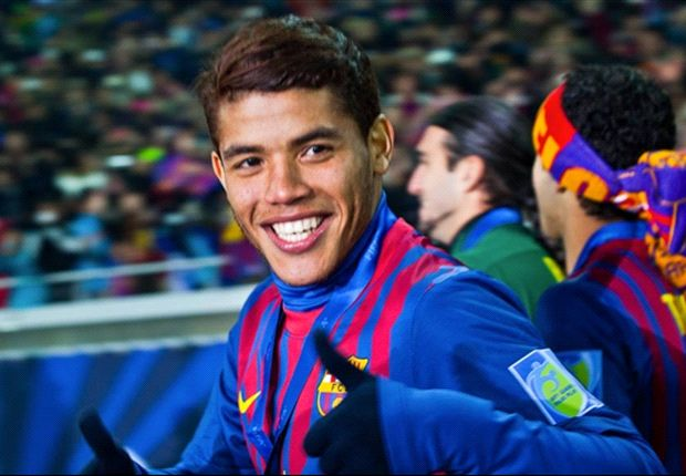 Dos Santos: Barcelona must focus on themselves, not Real Madrid