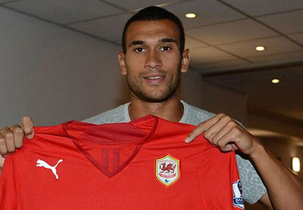 Cardiff sign Caulker from Tottenham for club record fee