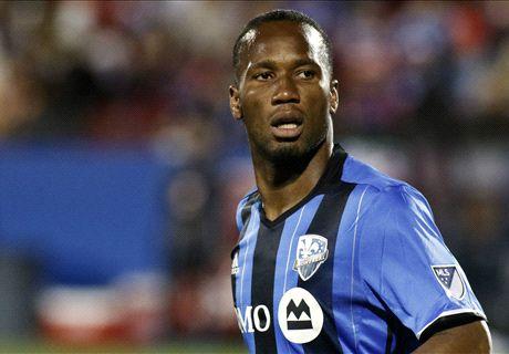 Drogba, Villa lead Team of the Week