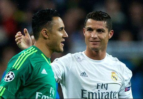 LIVE: Getafe vs. Real Madrid