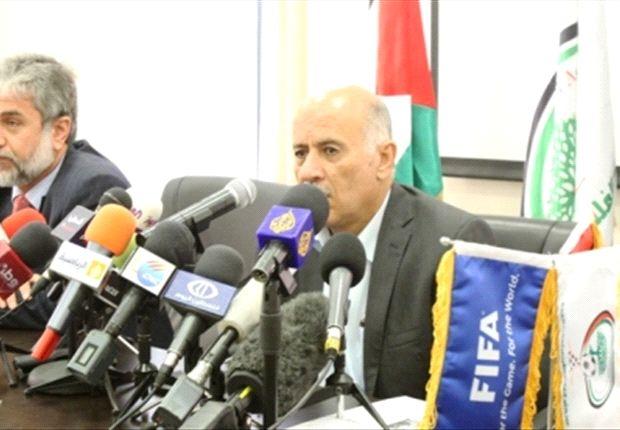 Al-Rujub fordert den Ausschluss Israels aus der FIFA