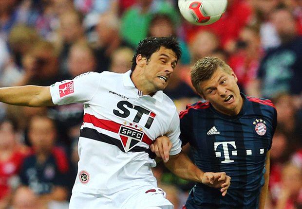 Können sich die Bayern auch gegen Manchester City durchsetzen?
