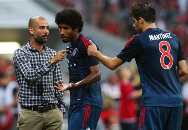 Bayern boss Guardiola 'astonished' by 'intelligent' players
