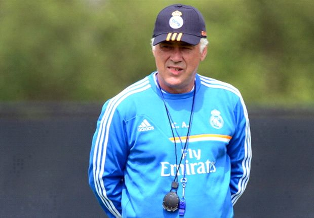 'Ronaldo and Bale can play together' - Ancelotti