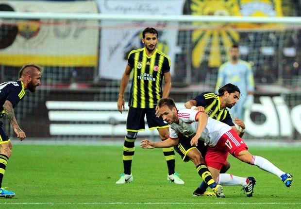 Im Hinspiel zwischen Fenerbahce Istanbul und Red Bull Salzburg ging es heiß her