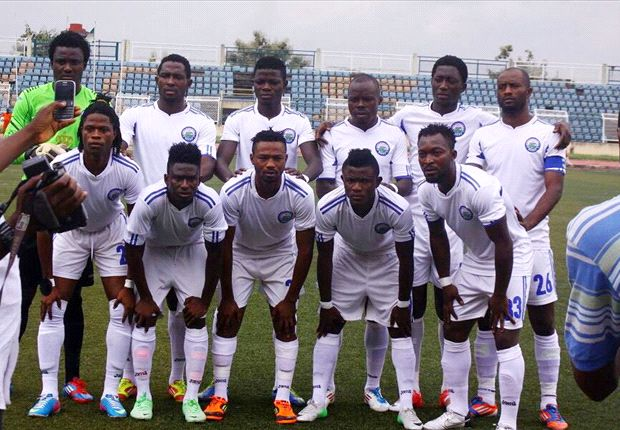 Federation Cup: We are ready for Warri Wolves, says Enyimba captain Udoji