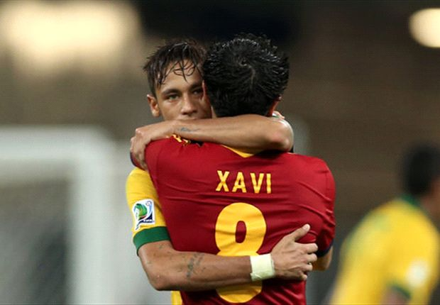 'Neymar has been spectacular' - Xavi