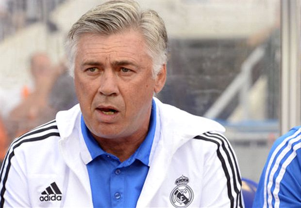 Ronaldo does not have to defend, says Ancelotti