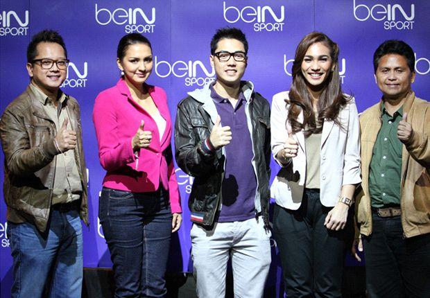 Kelokalan diandalkan beIN Sport untuk memandu pemirsa Indonesia dalam siaran sepakbola mereka.