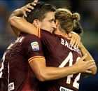 Serie A - Recordbrekend Roma stoomt door