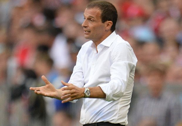 AC Milan boss Allegri frustrated with PSV draw