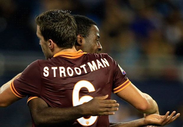 Roma among favourites now - Strootman