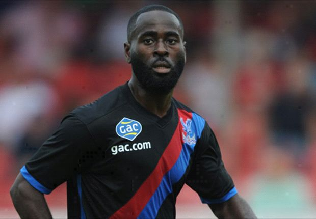 Flashback: Owusu Abeyie at Crystal Palace