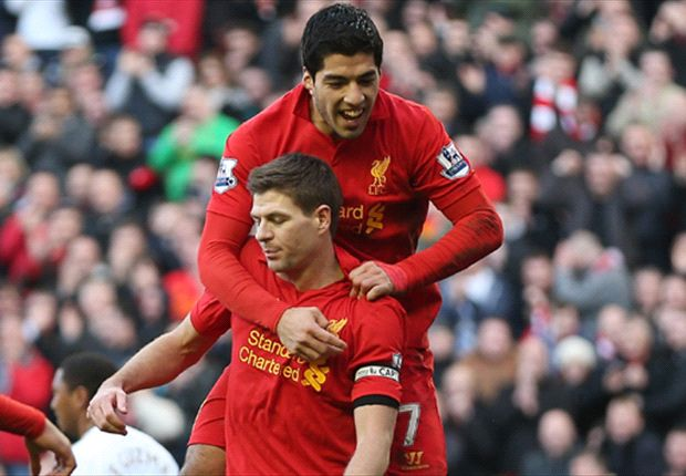 Who will come out on top when Suarez, Gerrard & Lucas do battle in charity egg & spoon race?