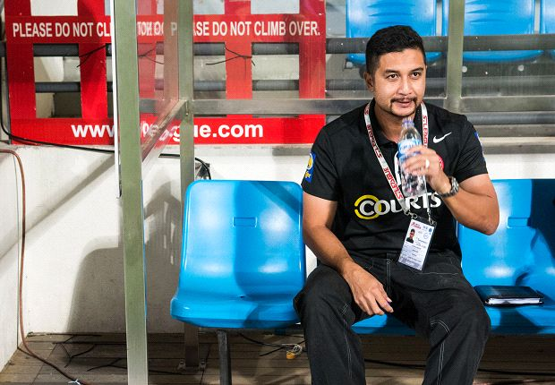The former Singapore skipper will lead his Young Lions team against German opposition