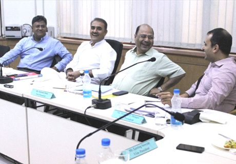 AIFF Ex Comm meeting due in Delhi