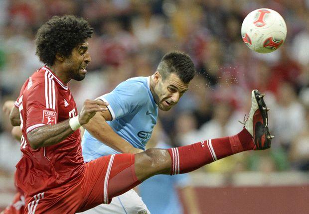 Bayern won met 2-1 van Manchester City