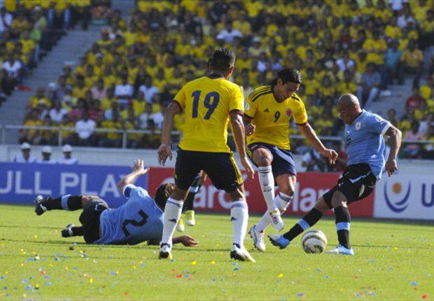 Uruguay por el sueño, Colombia a ratificar