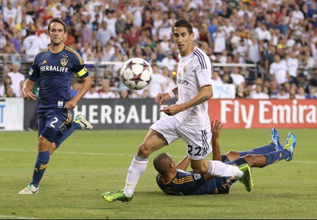 Di Maria and Pepe play down Real Madrid exit talk