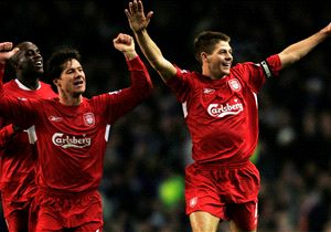 Steven Gerrard, Xabi Alonso, Liverpool