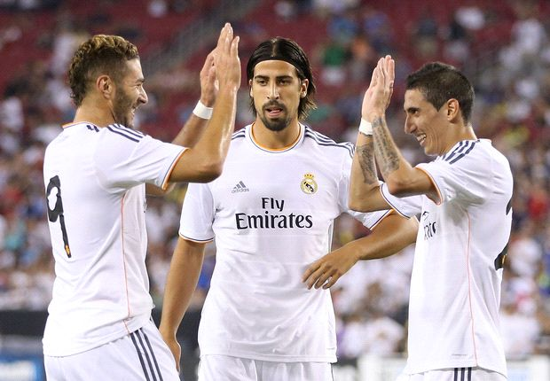 Madrid stars in limbo: Ancelotti on Di Maria, Khedira and Coentrao