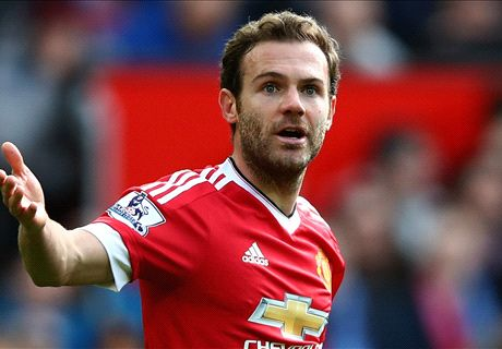 RUMORS: Everton in for Juan Mata