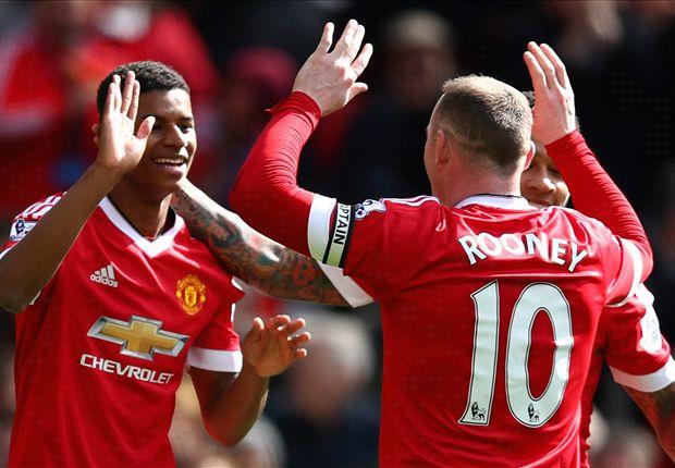 Manchester United 1-0 Aston Villa: Rashford confirms Villans' relegation