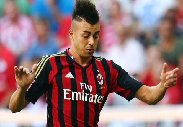 El Shaarawy: I never considered leaving AC Milan