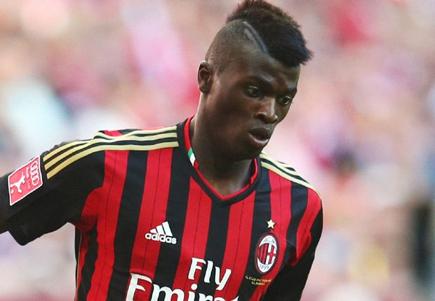 'I'm not afraid of the competition at AC Milan' - Niang