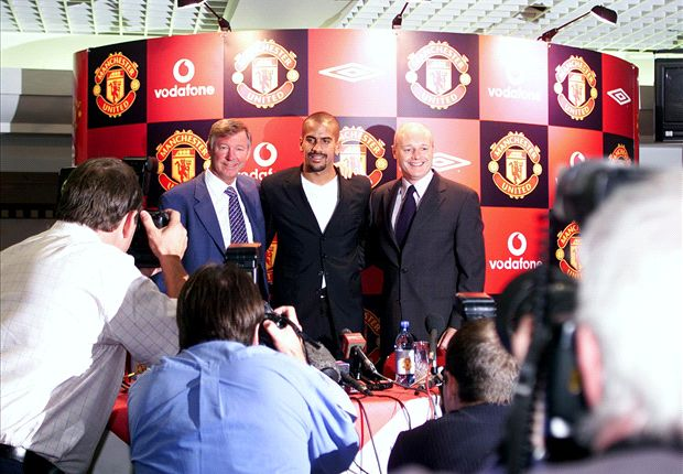 Juan Veron remains one of Alex Ferguson's most controversial signings