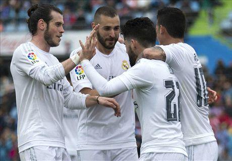 LIVE: Real Sociedad v Real Madrid