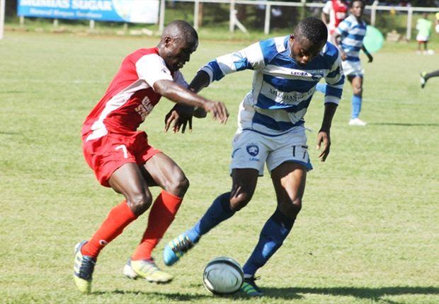 AFC Leopards v Ulinzi Stars in a past league match