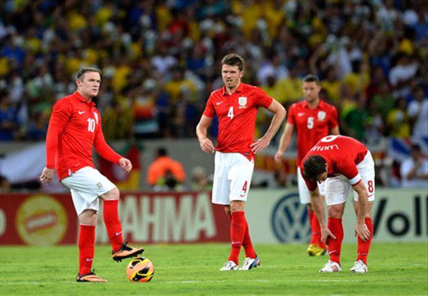 Pemain Inggris 'terusir' dari kompetisi mereka sendiri.