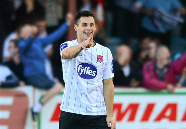 'I want to win everything this season' - Dundalk striker Pat Hoban aiming for silverware