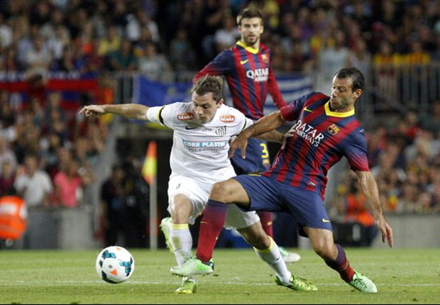 Barcelona are self-destructive, claims Mascherano
