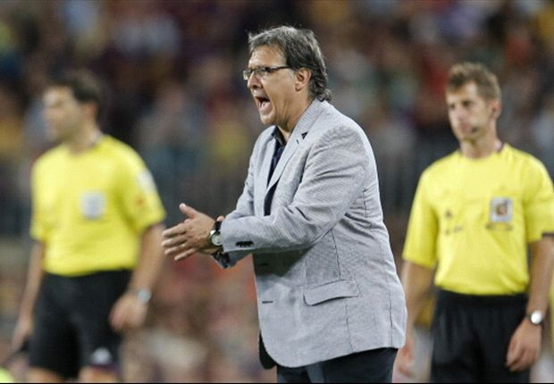 Barcelona coach Martino lauds Neymar & Messi 'connection'