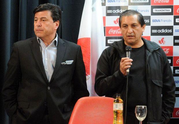Passarella le va a renovar el contrato a Ramón Díaz.