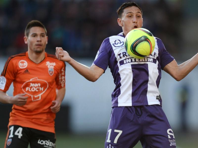 Toulouse, Adrien Regattin vers Caen ?