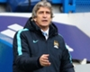 Pellegrini: City subs not for Madrid clash