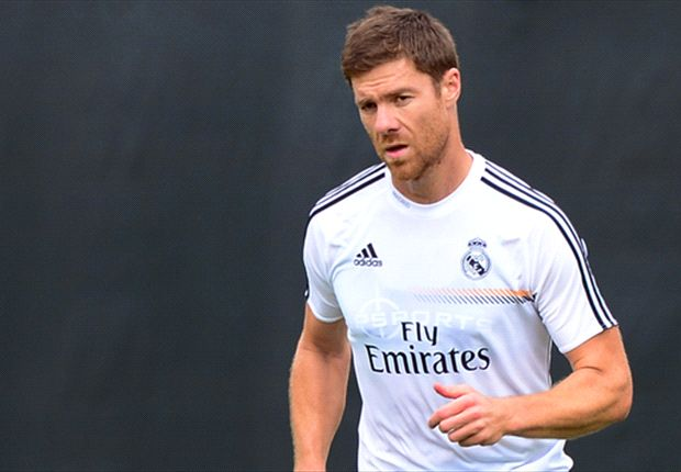 Real Madrid confident of new Xabi Alonso deal