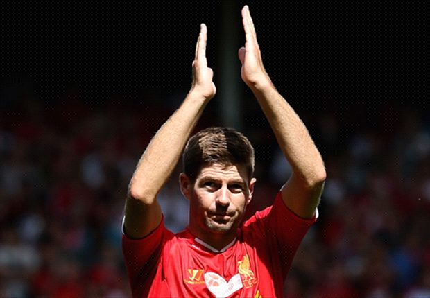Gerrard: Liverpool adore 'magician' Suarez but decision over his future is up to him