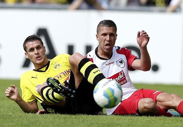 Sebastian Kehl zog sich im Training eine Verletzung am Knöchel zu
